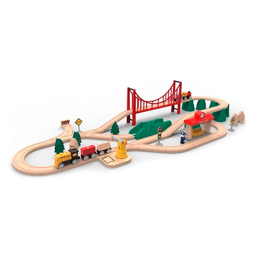 XIOAMI MI TOY TRAIN SET