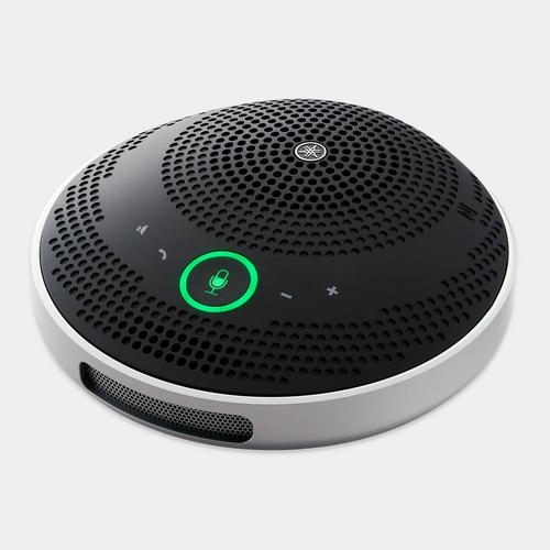 Yamaha Sistema De Conferencia Personal Usb Y Bluetooth Alimentado Por Bateria Recargable Negro Y