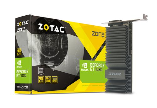 Zotac GeForce GT 1030 Zone Edition 2GB GDDR5