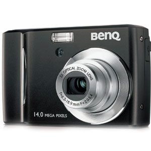 Benq Camara Digital Dc C1430 14mp 2 7 Negro