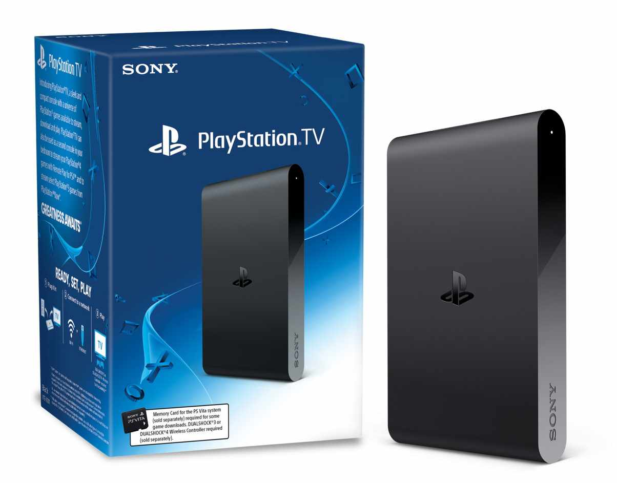 Ver ACCESORIO SONY PS4  PLAYSTATION TV