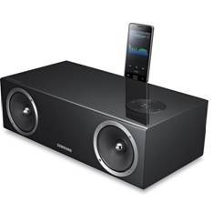 Altavoces Audio Dock Dual Samsung Da-e550 Para Ipod  Ipad  Iphone  Galaxy S2  Galaxy Tab Wifi   Bluetooth  Usb Blanco