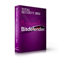 Antivirus Bit Defender Total Security 2012 3 Usuarios