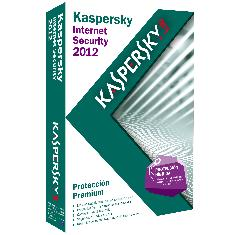Antivirus Kaspersky Internet Security 2012 3 Usuarios