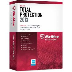 Antivirus Mcafee Total Protection 2013 1 Usuario