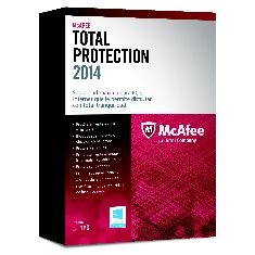Antivirus Mcafee Total Protection 2014 1 Usuario