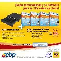 Bundle Cajon Portamonedas   Software Tpv Ebp
