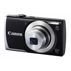 Camara Digital Canon Power Shot A2500 Negro