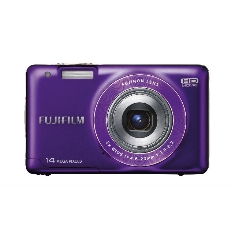 Camara Digital Fujifilm Finepix Jx500 Purpura 14 Mp Zo X 5 Hd Lcd 27 Litio