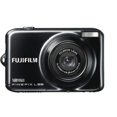 Camara Digital Fujifilm Finepix L55 Negra 12mp Zo X 3 Lcd 24 Litio