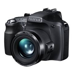Camara Digital Fujifilm Finepix Sl260 Negro 14 Mp Zoom 26x  24-624mm  Full Hd Lcd 3 Litio