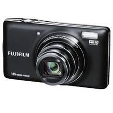 Camara Digital Fujifilm Finepix T400 Negro 16 Mp Zo X 10 Hd Lcd 3 Litio