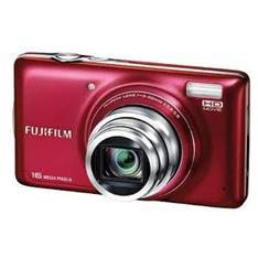 Camara Digital Fujifilm Finepix T400 Rojo 16 Mp Zo X 10 Hd Lcd 3 Litio