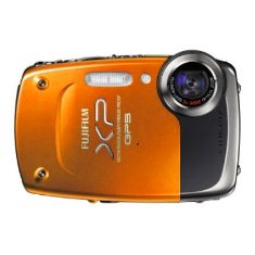 Camara Digital Fujifilm Finepix Xp30 Naranja