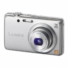Camara Digital Lumix De Panasonic Dmc-fs40 Plata