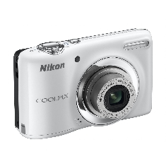 Camara Digital Nikon Coolpix L25 Blanca 10 Mp