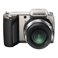 Camara Digital Olympus Sp-620uz Plata 16 Mp Zo X 21 Hd Lcd 3 Pilas