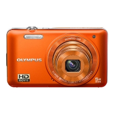 Camara Digital Olympus Vg-160 Naranja 14 Mp Zo X5 Video Hd  Lcd 3  Litio