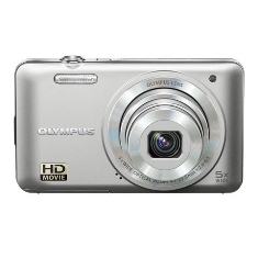 Camara Digital Olympus Vg-160 Plata 14 Mp Zo X5 Video Hd  Lcd 3  Litio