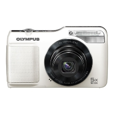 Camara Digital Olympus Vg-170 Blanca 14 Mp Zo X5  Hd Lcd 3 Litio