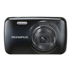 Camara Digital Olympus Vh-210 Negra 14 Mp Zo X 5 Hd Lcd 3 Litio