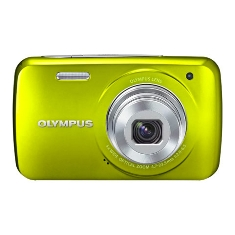 Camara Digital Olympus Vh-210 Verde 14 Mp Zo X 5 Hd Lcd 3 Litio