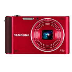 Camara Digital Samsung Smart St200 14mp 18x  3 Gran Angular 27mm Rojo