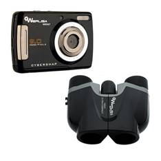 Camara Digital Werlisa Wd 97 Negra 9mp