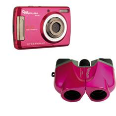 Camara Digital Werlisa Wd 97 Rosa 9mp