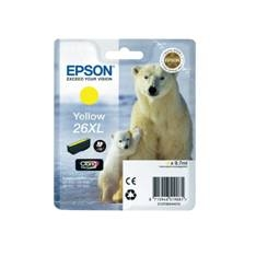 Cartucho Epson T263340 Amarillo Xl Xp-600605700800