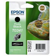 Cartucho Tinta Epson T03414 Negro Photo 2100