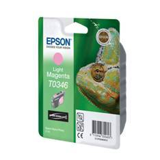 Cartucho Tinta Epson T03464 Magenta Claro Photo 2100