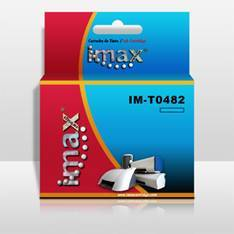 Cartucho Tinta Imax T0482 Cian Compatible Epson Stylus Photo R200
