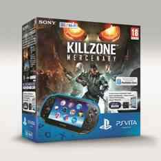 Consola Ps Vita 3g Killzone Mercenary Memoria 8 Gb