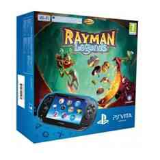 Consola Ps Vita Wifi  Rayman Legends