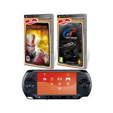 Consola Psp 1000   Gran Turismo   Gears Of War  Gow