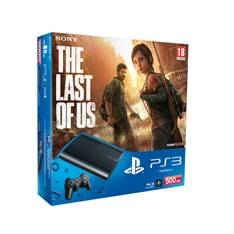 Consola Sony Ps3 Slim 500gb Nueva    The Last Of Us