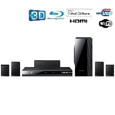 Dvd 3d Blu Ray Home Cinema Samsung Ht-e4500