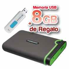 Hdd Externo Transcend 500gb Usb 30