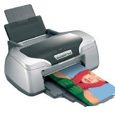 Impresora Epson Photo Stylus R800 A4