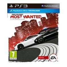 Juego Ps3 - Need For Speed Most Wanted