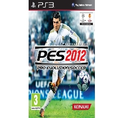 Juego Ps3 - Pro Evolution Soccer 2012