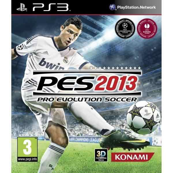 Juego Ps3 - Pro Evolution Soccer 2013
