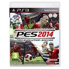Juego Ps3 - Pro Evolution Soccer 2014