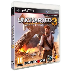 Juego Ps3 - Uncharted 3
