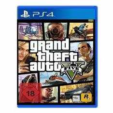 Ver JUEGO PS4  GRAND THEFT AUTO GTA 5