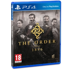 Ver JUEGO PS4 THE ORDER 1886