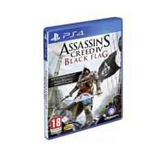 Juego Ps4 Assasins Creed Iv Black Flag