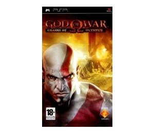 Juego Psp - God Of War  Chains Of Olympus  Esn