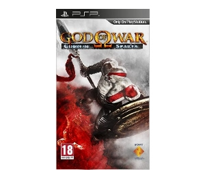 Juego Psp - God Of War  Ghost Of Sparta Esn